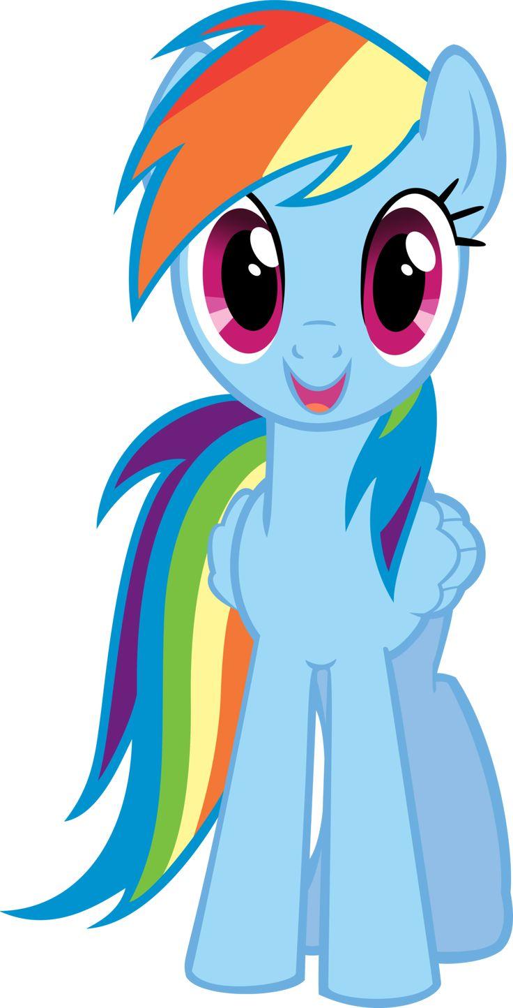 Rainbow Dash | My Little Pony | Rainbow dash, My little ... | 736 x 1444 jpeg 79kB