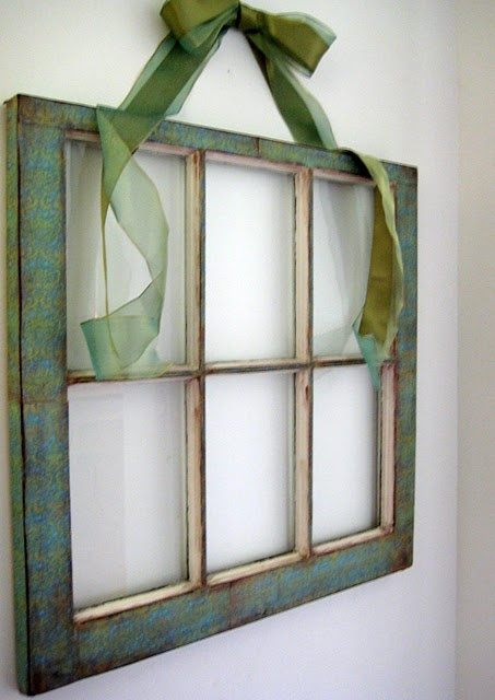 Ideas for Old Windows