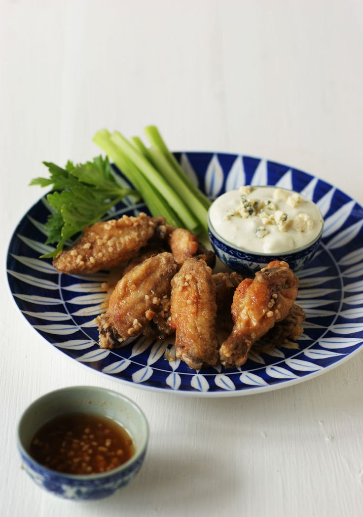 Homemade Spur #chicken wings with that famous #durky sauce