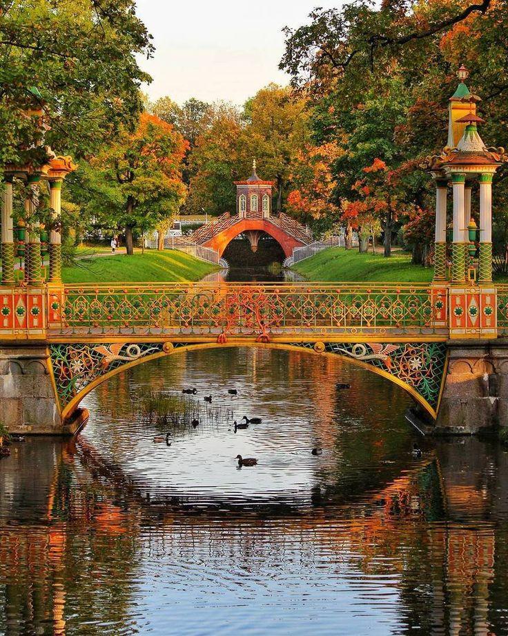 Пушкин. Александровский парк. фото @alexsandrkonovodov # ...