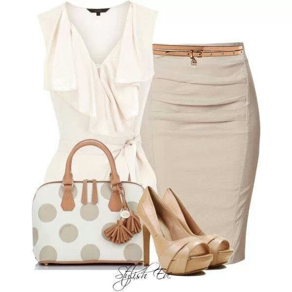 17 Best images about Pencil skirt outfits on Pinterest | White ...