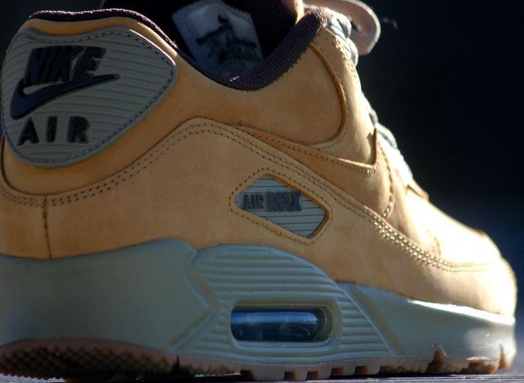 Nike Air Max 90 PRM Bronze Baroque Brown - 683282-700