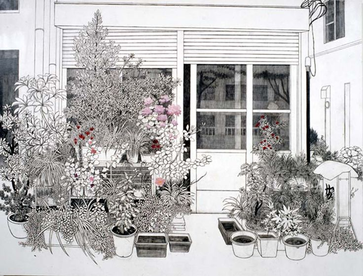 Traces of Nature in Japanese Suburbs: Works by Yukiko Suto