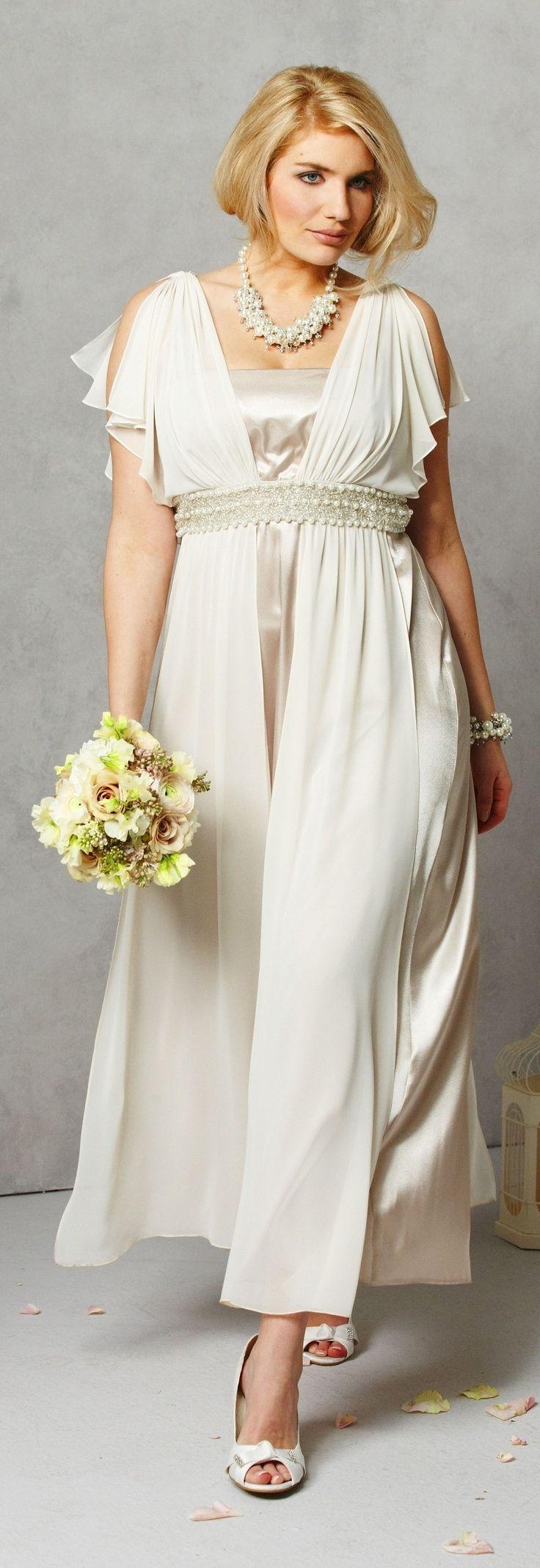 Wedding Dresses For Old Fat Brides