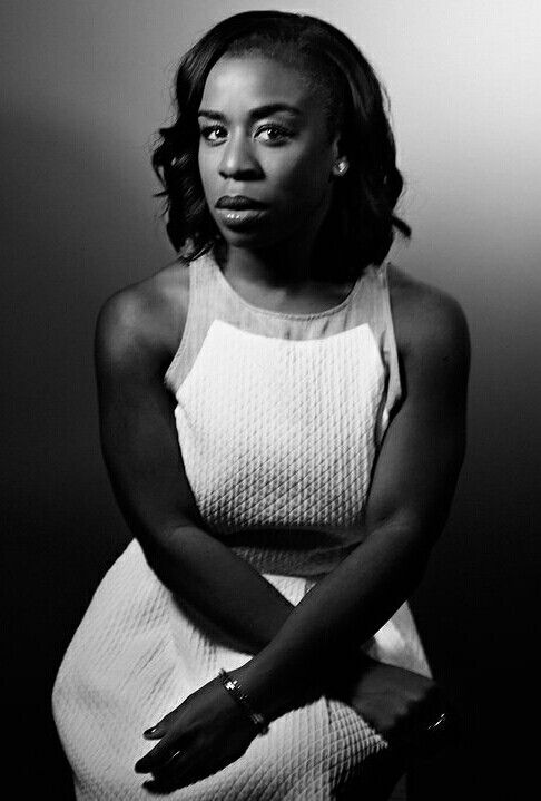 """Uzo Aduba (born Uzoamaka Nwanneka Aduba), Nigerian-American actress & singer. She is best known for her role as Suzanne """"Crazy Eyes"""" Warren on the Netflix series Orange Is the New Black. The winner of two Emmy Awards, she is the 1st & only actress to win in both comedy & drama genres for the same role. In theater, she has appeared in Translations of Xhosa, Coram Boy, Godspell, & Venice. She also won 2 SAG Awards, a Critics Choice Television Award, & a Satellite Award. She is a graduate of…"""