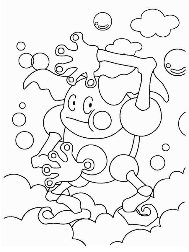 pokemon 18 ausmalbilder für kinder malvorlagen zum