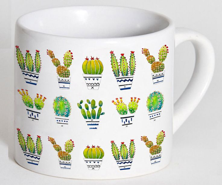 Child's Cup,Toddler Cup, Kids Cup, Christening Gift,Baptism Gift,1st Birthday Gift,Personalised Cup, Cacti Cup by TigerlilyprintsLtd on Etsy