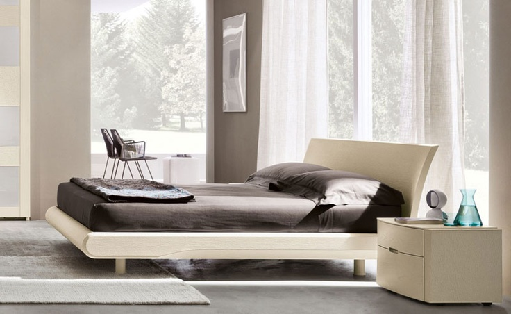 11 migliori immagini arredare la camera da letto su for Letto in stile california