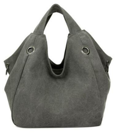 2017 Hot Sale Women's Handbag Fashion Design Canvas Women Bag Ladies Tote Bag Solid Shoulder Bag Travel Bag Bolsos Mujer XP570