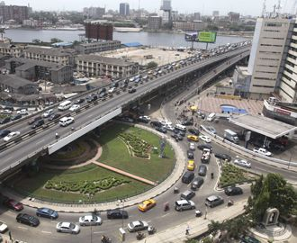 This Is Africa's New Biggest City: Lagos, Nigeria, Population 21 Million