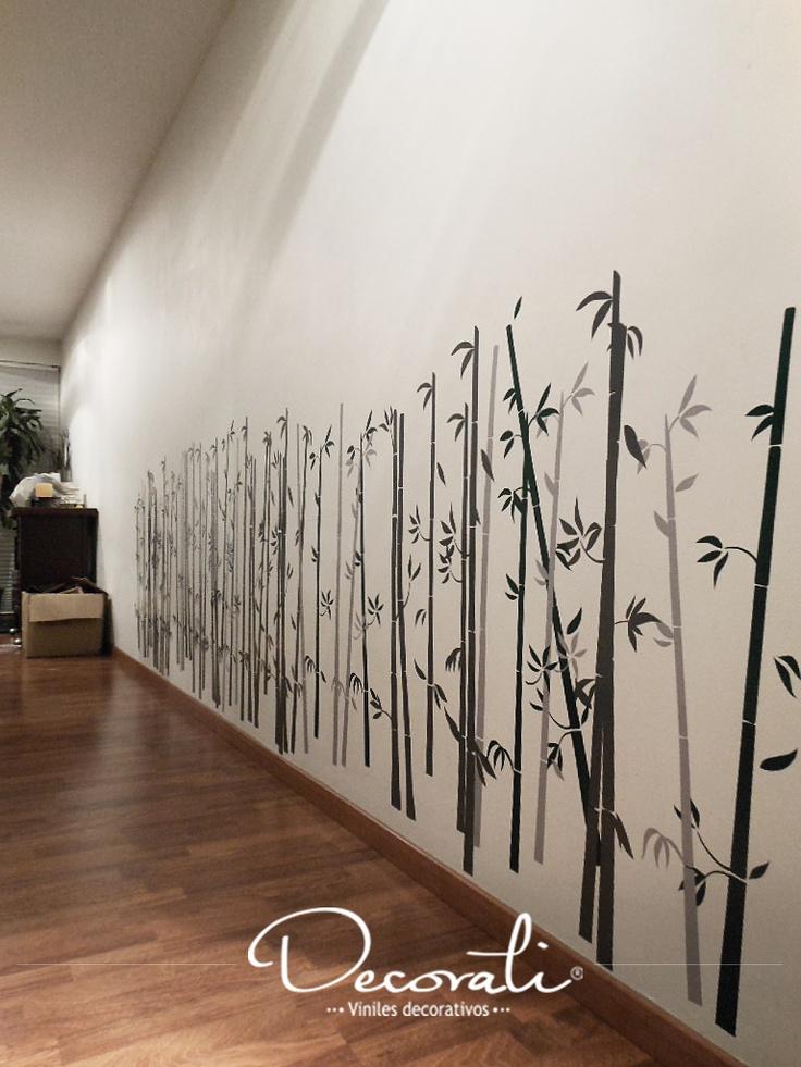 Recibidor-bamboo