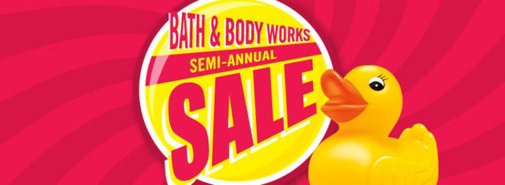 Bath & Body Works Semi-Annual Sale Online NOW - 1 Day Early! 75% OFF + $10 Off Coupon!