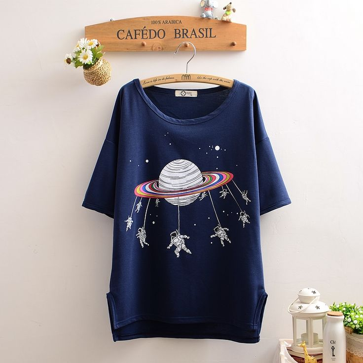 Japanese Cosmic Galaxy Tops · Cute Kawaii {Cuteharajuku} · Online Store Powered by Storenvy