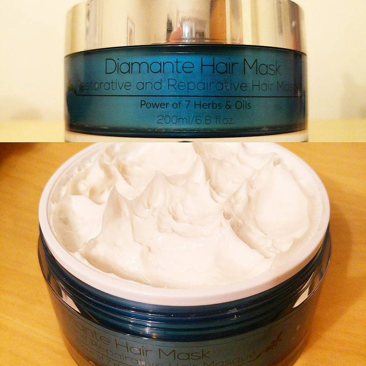 I really loved using the Diamante Hair Mask by @ovviovita It's definitely up there with my favourite hair masks 😍 It left my hair feeling super strong and soft! This mask contains really lovely natural oils like almond oil, coconut oil, castor oil, wheat germ oil, avocado oil, jojoba oil, sunflower seed oil, ylang ylang oil, fenugreek oil, lavender oil ANDDD basil oil!  It also contains ayurvedic ingredients including shikakai, neem, arnica, brahmi, bhringraj and amla. I've never come…