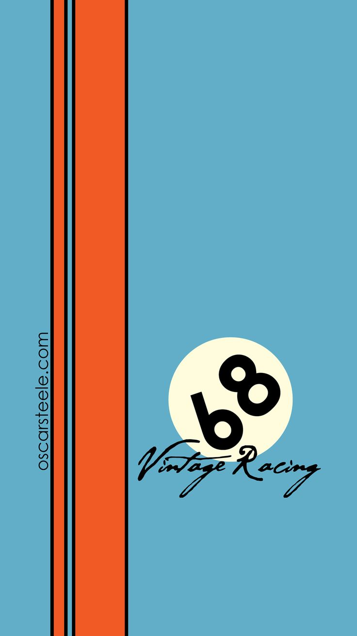 68 Vintage Racing Iphone Ios 6 Plus Wallpaper On Behance