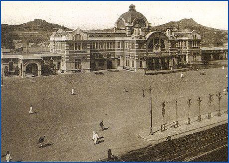 우리나라 옛날 옛적 풍경 사진들 Seoul Station 1925