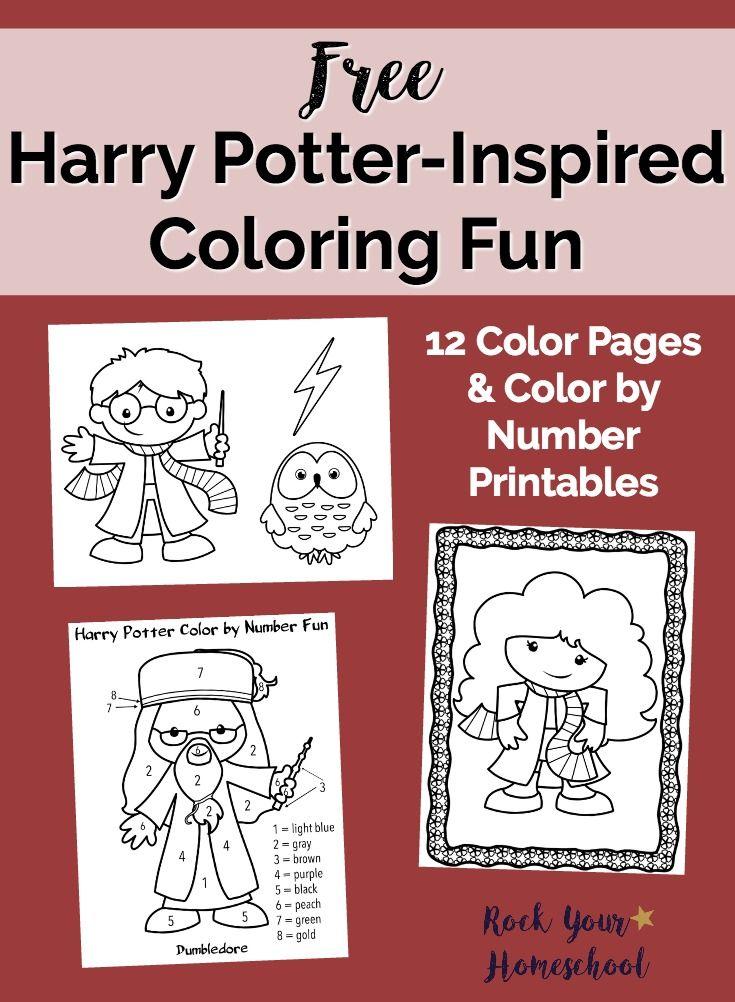 25 unique Harry potter activities