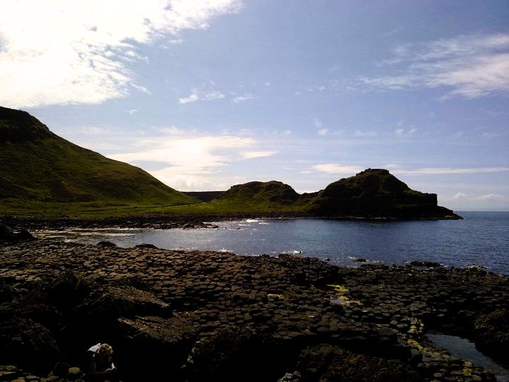 The Giant�s Causeway, Northern Ireland