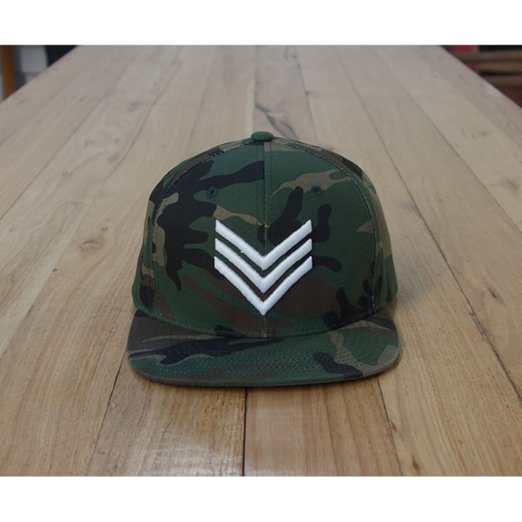 Our Authority Camo SnapBack
