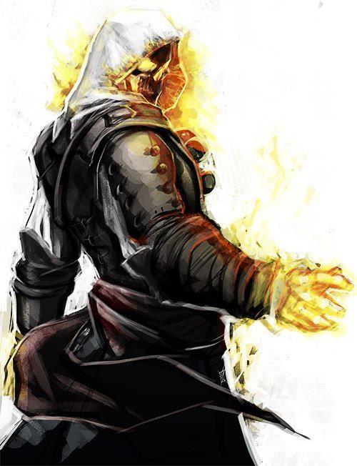 Ghost Rider - Assassin