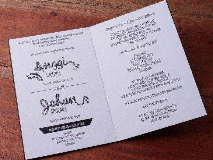 koleksi undangan pernikahan lainnya dapat dilihat di >> http://initustudio.com/undangan-pernikahan-unik-kreatif/
