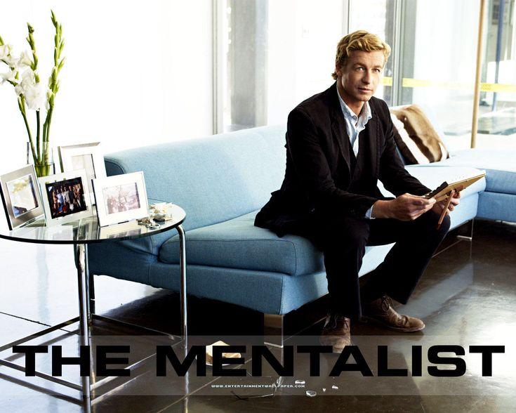 The Mentalist: Season 4: Bakers Iloveyou, The Mentalist, Men Celebrities, Mentalist Photos, Tv Series, Patricks Jane, Jane Simon, Mentalist 멘탈리스트, Simon Bakers