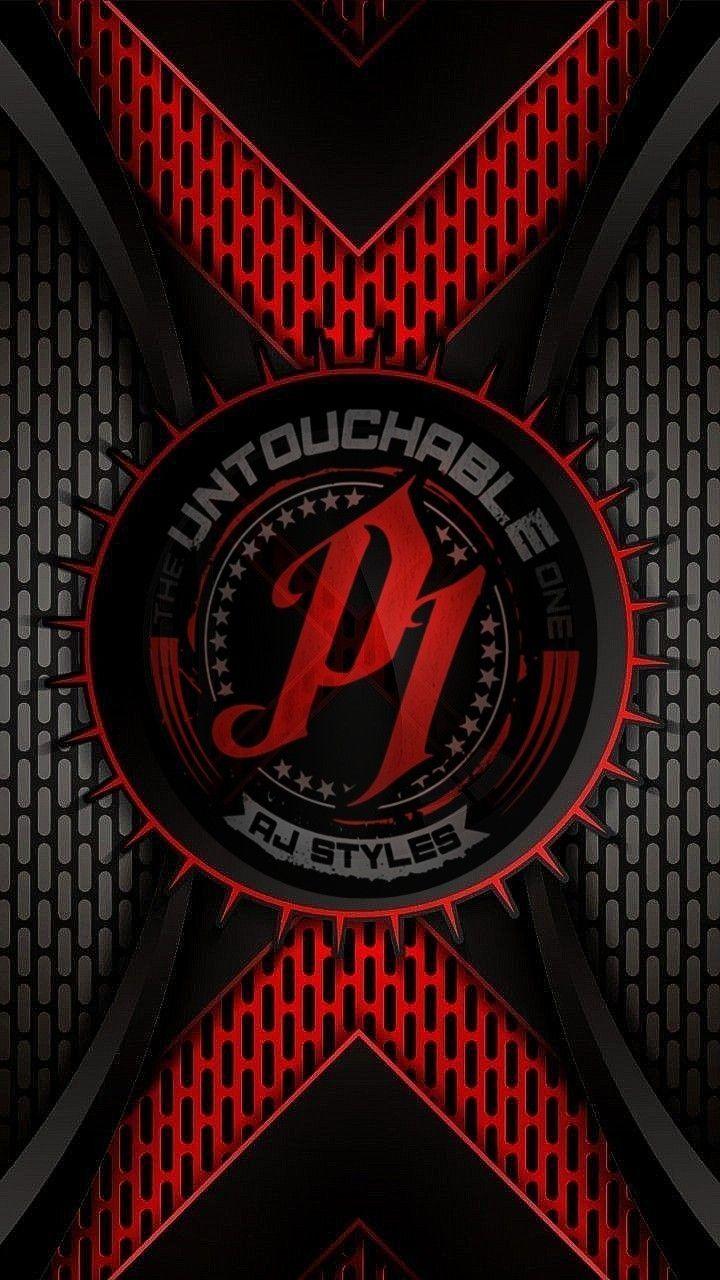 Logo Lamborghini Wallpaper Download Aj Styles Wwe Wwe Wallpapers Aj Styles