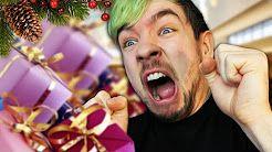 jacksepticeye christmas shopping simulator - YouTube