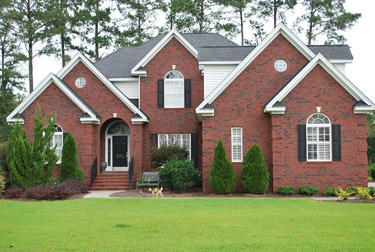 26 best images about red brick on pinterest the brick for Brick quoin detail
