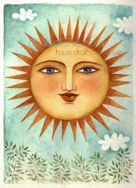 Sun by Libellune.com