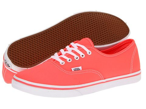 Vans coral shoes, probably the next brand I like more than converse. Think these are a good substitute for coral converse if we can't find any?