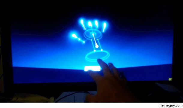A Leap Motion Controller | 10 Techie Gifts For Your Geek Friends