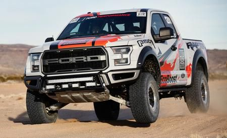 Ford F-150 Raptor - Car and Driver