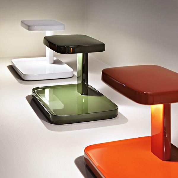 Piani Bordslampa, Grön - Ronan & Erwan Bouroullec - Flos - RoyalDesign.se
