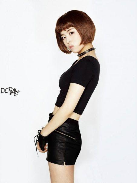 Dohee Tiny-G Esquire February 2014