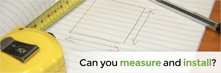 The Yes Blinds Measure and Install Challenge #blinds