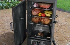 A guide to vertical gas/propane smokers