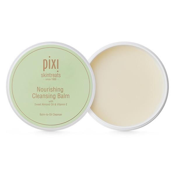 A gentle cleansing balm that removes all traces of makeup as it nourishes, leaving skin silky-soft.
