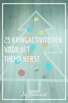 25 Kringactiviteiten in het thema kerst