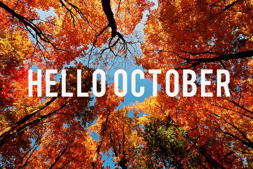 Octoberrr.