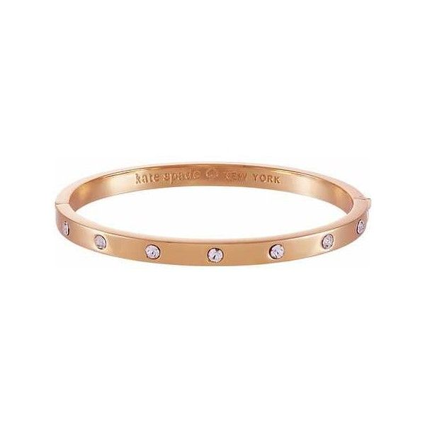 Armband rose gold-coloured ❤ liked on Polyvore featuring jewelry, gold tone jewelry, gold colored jewelry, goldtone jewelry, rose gold tone jewelry and rose jewelry