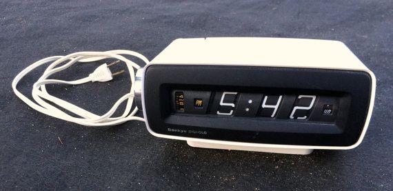 17 best images about kick ass flip clocks vintage clock