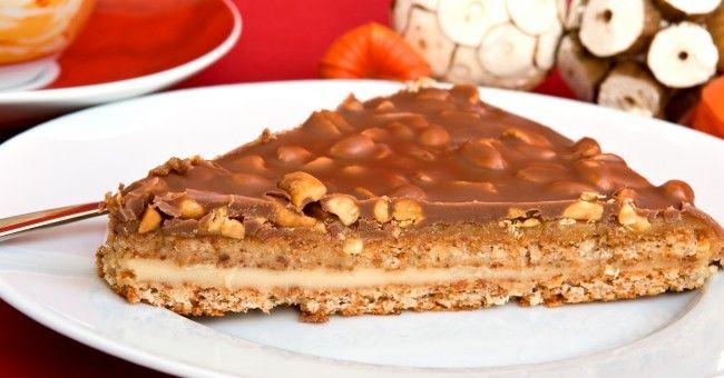 Szwedzkie ciasto migdałowe  (Swedish almond cake)