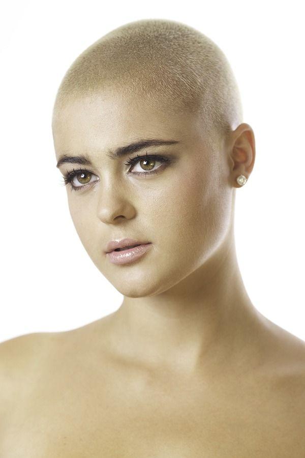 Stefania Ferrario Bold Bald Crew Pinterest News And