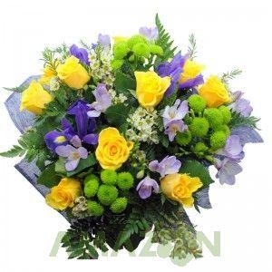 Prospetime, culoare si frumusete, buchete flori de primavara Delicatetea, frumusetea si parfumul lor este de cele mai multe ori atribuit feminitatii si a frumusetii feminine. Si pentru ca primavara este poate cel mai colorat anotimp, Floraria Amazon din Bucuresti, iti aduce mirosul si culorile vii ale primaverii prin noua linie de buchete flori de ...  https://net-biz.ro/prospetime-culoare-si-frumusete-buchete-flori-de-primavara/