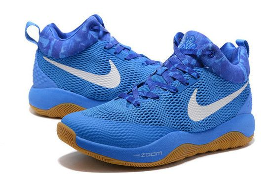 new style 23334 abf21 2018 Newest Nike Zoom HyperRev 2018 Royal Blue Gum