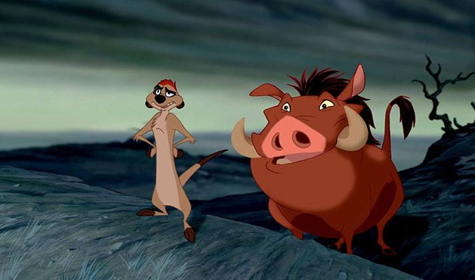 I got Timon and Pumbaa! Which Disney Duo Are You and Your BFF? | Oh My Disney