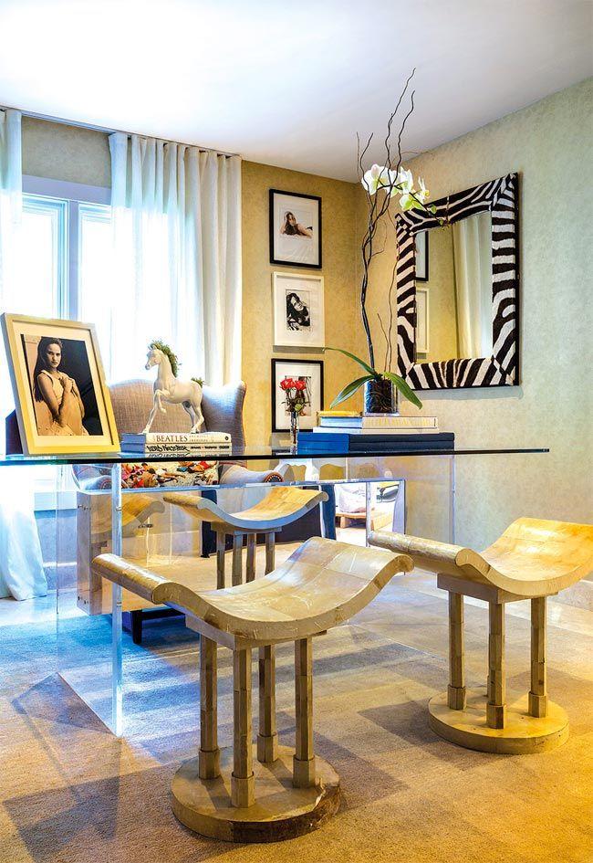 Casas De Decoracion En Miami ~ La casa alegre de la topmodel In?s Rivero en Miami ? The cheerful