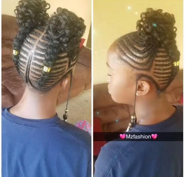 Daughter hairstyles