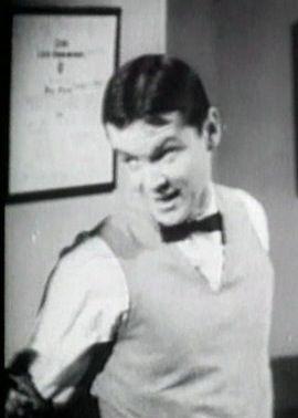 Jack Nicholson - Character n°4 (1960) - Wilbur Force - La Petite Boutique des horreurs (The Little Shop of Horrors) de Roger Corman
